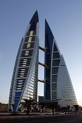 Bahrain World Trade Center - Manama, Bahrain : Atkins 2008