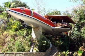 727 Fuselage Home in Costa Rica2