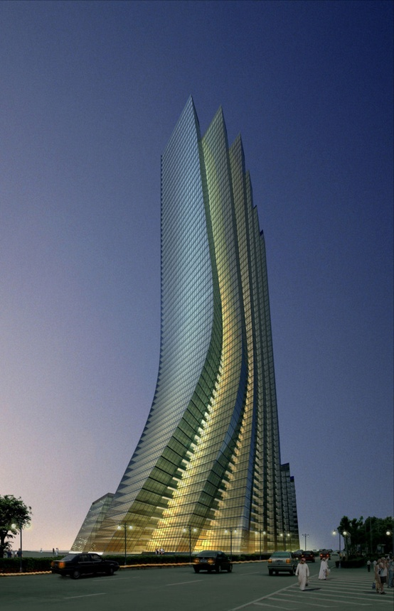 Empire Island Tower, Abu Dhabi : Aedas