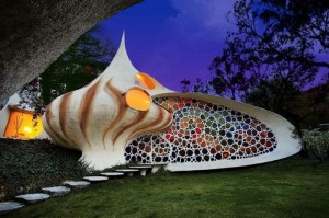 The Nautilus House in Mexico City, Mexico2