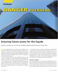 Danger Overhead- Facade Access