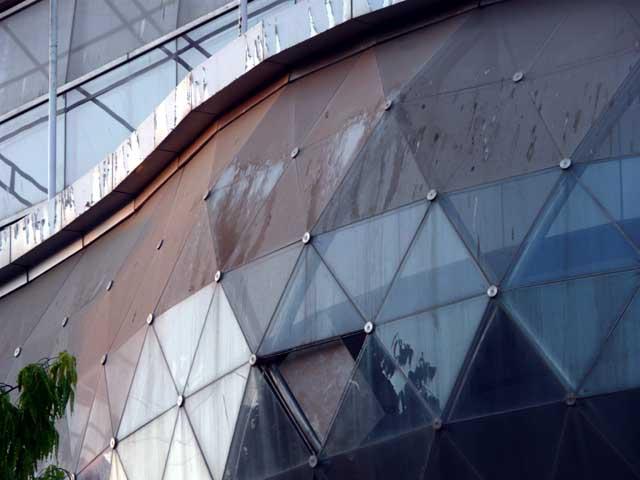 deferred maintenance facade